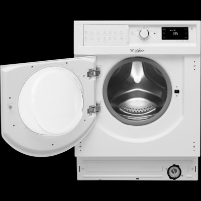 Save £50 at AO on Whirlpool BIWMWG71484UK Integrated 7Kg Washing Machine with 1400 rpm - A+++ Rated