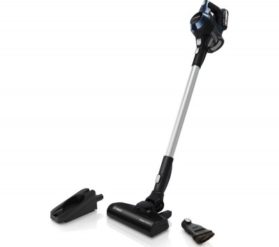 Save £100 at Currys on BBS611GB Cordless Vacuum Cleaner - Blue, Blue