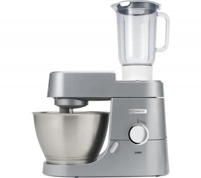 Save £50 at Currys on Chef KVC3110S Stand Mixer with Blender - Silver, Silver