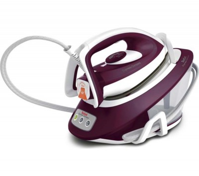Save £80 at Currys on Express Compact Anti-Scale SV7120 Steam Generator Iron - Purple & White, Purple