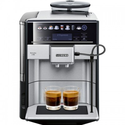 Save £340 at AO on Siemens EQ6 TE657313RW Bean to Cup Coffee Machine - Silver