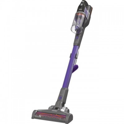 Save £40 at AO on Black + Decker 18v Extension Pet Stick BHFEV182CP-GB Cordless Vacuum Cleaner with up to 58 Minutes Run Time