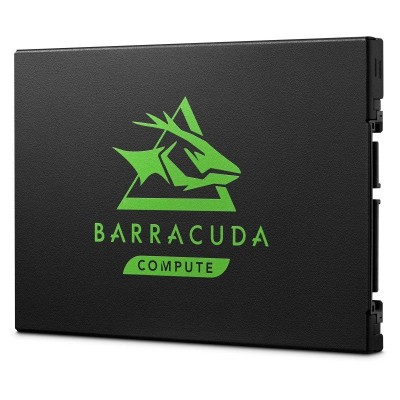 Save £55 at Ebuyer on Seagate BarraCuda 120 2TB SATA SSD 2.5