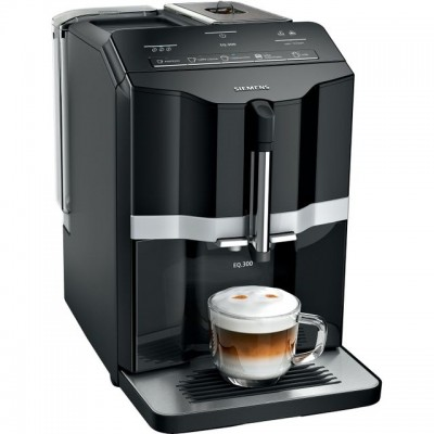 Save £40 at AO on Siemens EQ.300 TI351209GB Bean to Cup Coffee Machine - Black