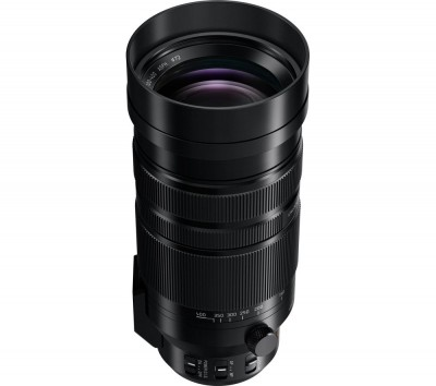 Save £200 at Currys on PANASONIC LEICA DG VARIO-ELMAR 100-400 mm f/4.0-6.3 ASPH POWER O.I.S. Telephoto Zoom Lens