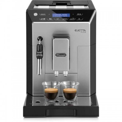 Save £71 at AO on De'Longhi Eletta Plus ECAM44.620.S Bean to Cup Coffee Machine - Black / Silver