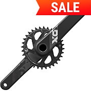 Save £34 at Chain Reaction Cycles on SRAM X01 Eagle MTB Crankset - GXP