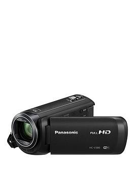 Save £40 at Very on Panasonic Hc-V380 - Full Hd, Wireless, 90X Zoom