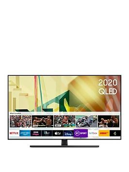 Save £300 at Very on Samsung Qe75Q70T 75 Inch, Qled, 4K Ultra Hd, Quantam Processor, Hdr 1000, Smart Tv