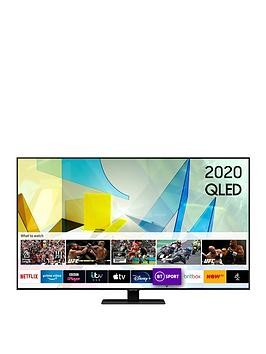 Save £200 at Very on Samsung Qe65Q80T 65 Inch, Qled, 4K Ultra Hd, Quantam Processor, Object Tracking Sound, Hdr 1500, Smart Tv