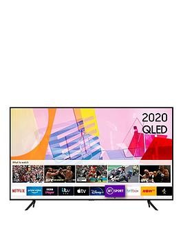 Save £500 at Very on Samsung Qe85Q60T 85 Inch, Qled, 4K Ultra Hd, Ambient Mode, Hdr, Smart Tv