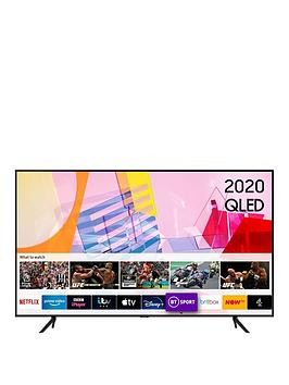 Save £200 at Very on Samsung Qe50Q60T 50 Inch, Qled, 4K Ultra Hd, Ambient Mode, Hdr, Smart Tv