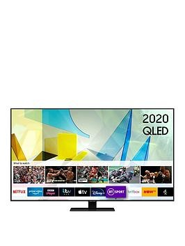 Save £500 at Very on Samsung Qe85Q80T 85 Inch, Qled, 4K Ultra Hd, Quantam Processor, Object Tracking Sound, Hdr 1500, Smart Tv