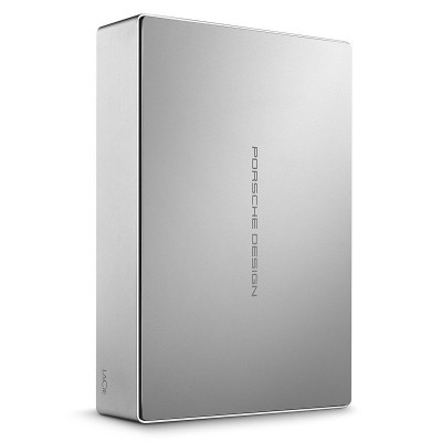 Save £27 at Ebuyer on Lacie 6tb Porsche Design Usb-c Silver