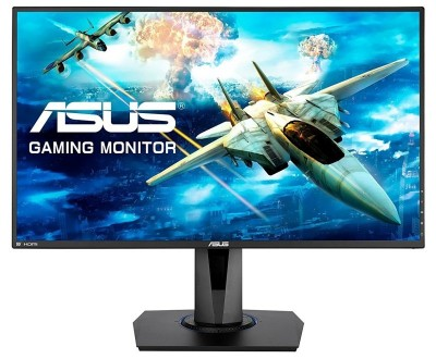 Save £29 at Ebuyer on ASUS VG278Q 27 Full HD 1080p 144Hz 1ms DP HDMI DVI Eye Care Gaming Monitor with FreeSync/Adaptive Sync