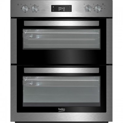 Save £70 at AO on Beko BTF26300X Built Under Double Oven - Stainless Steel - A/A Rated