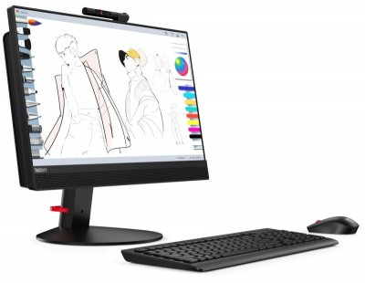Save £176 at Ebuyer on Lenovo ThinkCentre All-In-One Desktop PC, Intel Core i5 9400 2.9GHz, 8GB RAM, 256GB SSD NVMe, DVDRW, Intel UHD. WIFI, Bluetooth, Windows 10 Pro, with UltraFlex III Stand