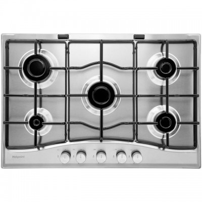 Save £30 at AO on Hotpoint PCN752IX/H 75cm Gas Hob - Stainless Steel