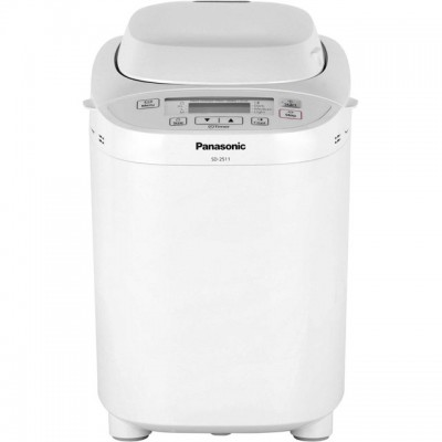 Save £30 at AO on Panasonic SD-2511WXC Bread Maker with 33 programmes - White