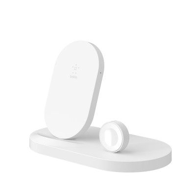 Save £41 at Argos on Belkin Wireless Charging Dock for iPhone, Apple Watch -White