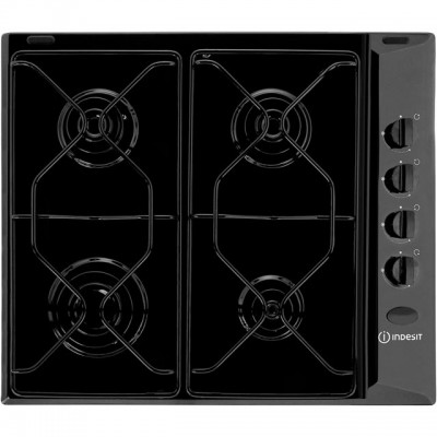 Save £91 at AO on Indesit Aria PAA642/IBK 58cm Gas Hob - Black