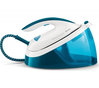 Save £60 at Currys on PHILIPS PerfectCare GC6830/26 Steam Generator Iron - White, White