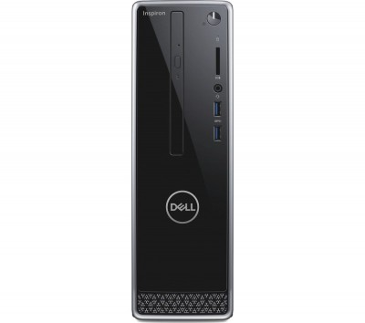Save £50 at Currys on DELL Inspiron 3470 Intelu0026regCore™ i3 Desktop PC - 1 TB HDD, Black & Silver, Black