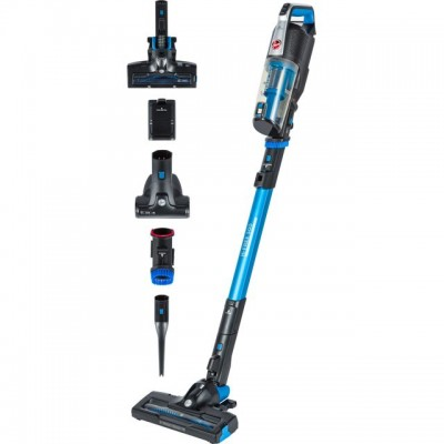 Save £60 at AO on Hoover H-FREE 500 PETS HF522UPT Cordless Vacuum Cleaner with up to 40 Minutes Run Time