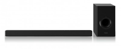 Save £30 at Argos on Panasonic SC-HTB488EBK 200W RMS Wireless Sound Bar with Sub
