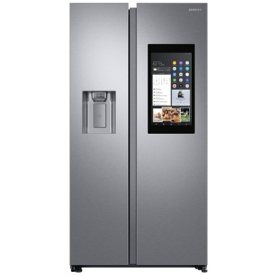 Save £200 at Appliance City on Samsung RS68N8941SL American Style Family Hub RS8000 Fridge Freezer With Ice & Water - STAINLESS STEEL