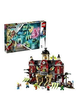 Save £12 at Very on Lego Hidden Side 70425 Newbury Haunted High School Ar Games Ghost App