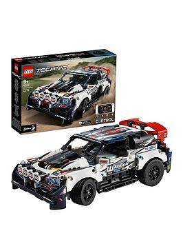 Save £25 at Very on Lego Technic 42109 Control+ App-Controlled Top Gear Rally Car