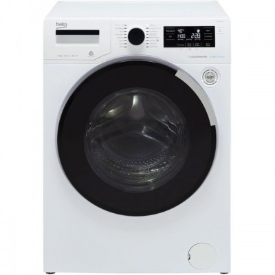 Save £50 at AO on Beko WY104PB44TW 10Kg Washing Machine with 1400 rpm - White - A+++ Rated