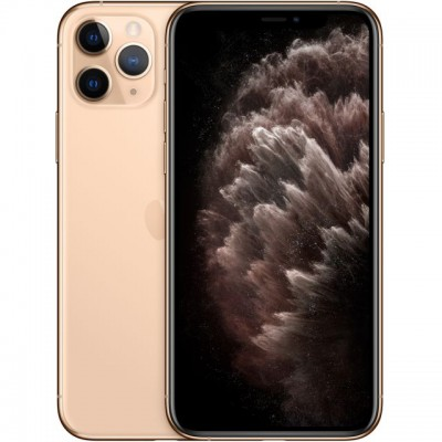 Save £124 at AO on Apple iPhone 11 Pro 64GB in Gold