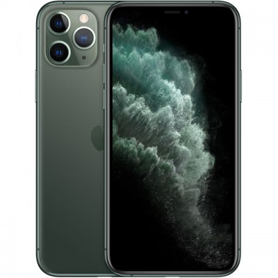 Save £124 at AO on Apple iPhone 11 Pro 256GB in Green