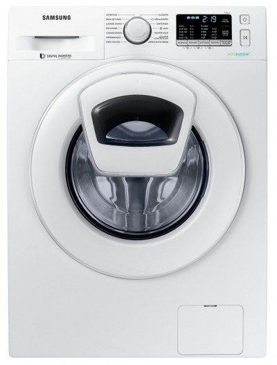 Save £230 at Argos on Samsung WW80K5410WW 8KG 1400 Spin Washing Machine - White