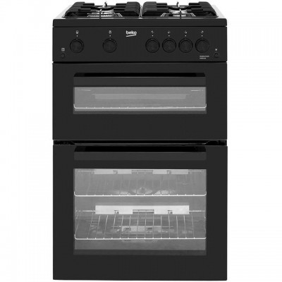 Save £69 at AO on Beko KDG611K 60cm Gas Cooker with Full Width Gas Grill - Black - A+/A Rated