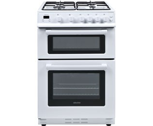 Save £30 at AO on Electra TG60W 60cm Gas Cooker with Variable Gas Grill - White - A+ Rated