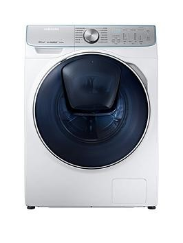 Save £210 at Very on Samsung Ww10M86Dqoa/Eu 10Kg Load, 1600 Spin, Quickdrive Washing Machine With Addwash - White
