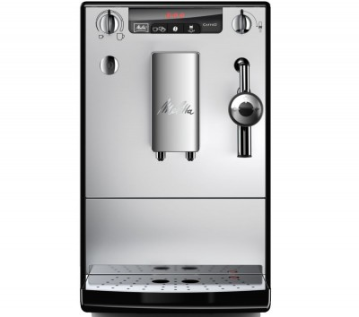 Save £40 at Currys on MELITTA Caffeo Solo & Perfect Milk E 957-103 Bean to Cup Coffee Machine - Silver, Silver