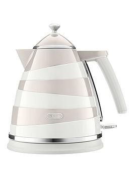 Save £15 at Very on Delonghi Avvolta Class Kbac3001.W Kettle - White