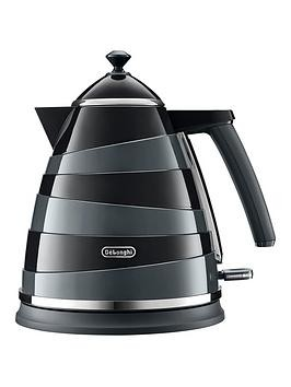 Save £15 at Very on Delonghi Avvolta Class Kbac3001.Bk Kettle - Black