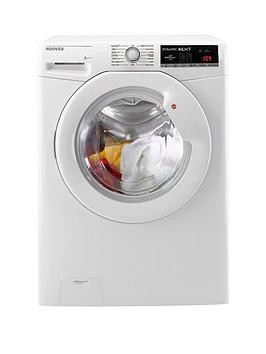 Save £70 at Very on Hoover Dynamic Next Dxoa69Lw3 9Kg Load, 1600 Spin Washing Machine With One Touch - White