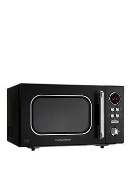 Save £10 at Very on Morphy Richards 23-Litre, 800-Watt Microwave - Black