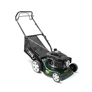 Save £18 at Wickes on Webb WER400 Petrol Self Propelled Lawnmower