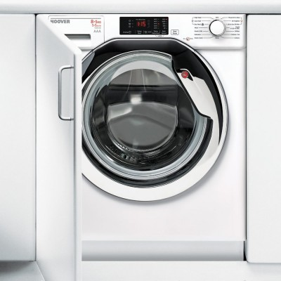 Save £80 at Appliance City on Hoover HBWD8514DAC-80 - EX DISPLAY 8kg Fully Integrated Washer Dryer