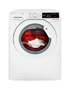 Save £90 at Very on Hoover Dynamic Next Dxoa68Lw3 8Kg Load, 1600 Spin Washing Machine With One Touch - White