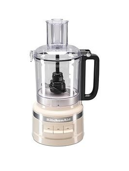 Save £20 at Very on Kitchenaid 2.1-Litre Compact Food Processor - Almond Cream
