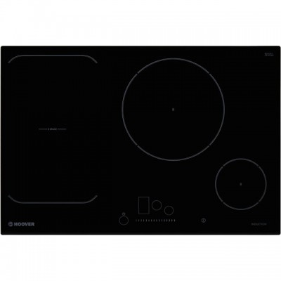 Save £180 at AO on Hoover H-HOB 700 INDUCTION HPI82 77cm Induction Hob - Black