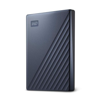 Save £40 at Ebuyer on WD My Passport Ultra Blue 4TB Portable Hard Drive